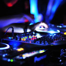 DJ para as Festas de Formaturas