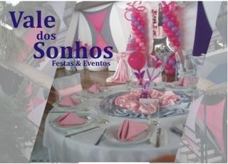 VALE DOS SONHOS FESTAS & EVENTOS