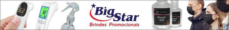 BIG STAR BRINDES - Pensando na sua proteção contra o Covid-19